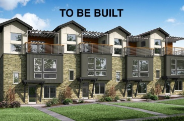 TO BE BUILT - Front Elevation