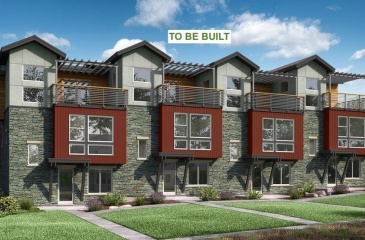 Townhome To Be Built